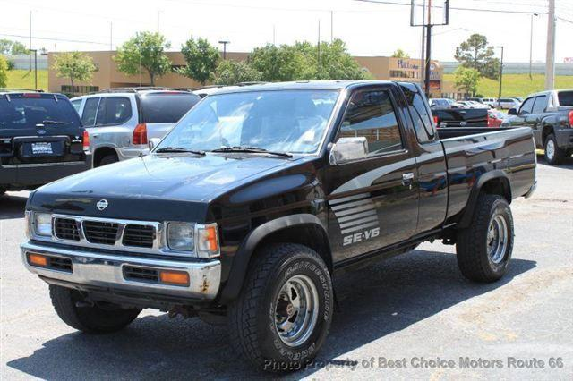 1995 nissan pickup for sale in tulsa oklahoma classified. Black Bedroom Furniture Sets. Home Design Ideas
