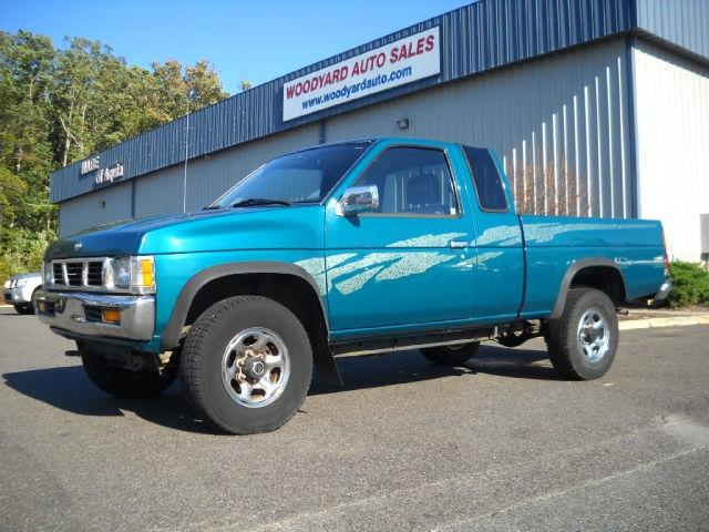 1995 Nissan Pickup Xe King Cab