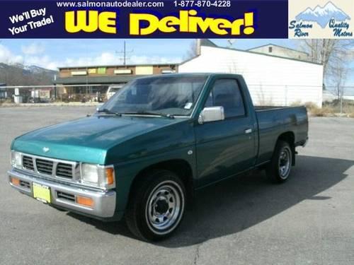 1995 nissan trucks 2wd pu reg cab for sale in baker idaho for Quality motors salmon idaho