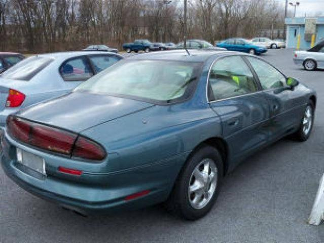 1995 oldsmobile aurora for sale in west haven connecticut. Black Bedroom Furniture Sets. Home Design Ideas