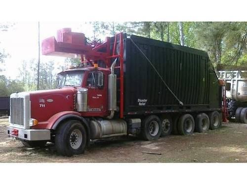 1995 peterbilt 357 grapple truck for sale in lacombe louisiana classified. Black Bedroom Furniture Sets. Home Design Ideas