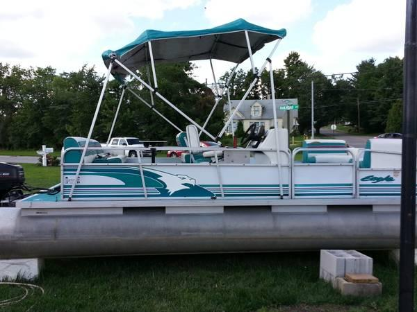 1995 Pontoon For Sale In Bellefontaine  Ohio Classified