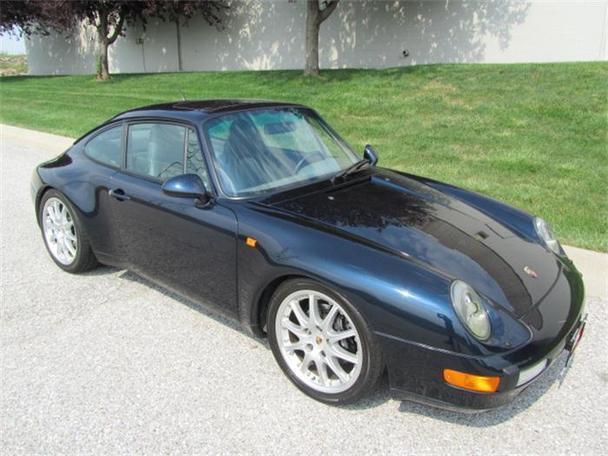 1995 porsche 911 993 for sale in omaha nebraska. Black Bedroom Furniture Sets. Home Design Ideas