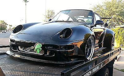 1995 Porsche 993, RWB, wide body chassis only