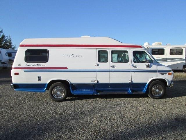 1995 Roadtrek Popular 210   Class B motorhome(Sale Pending