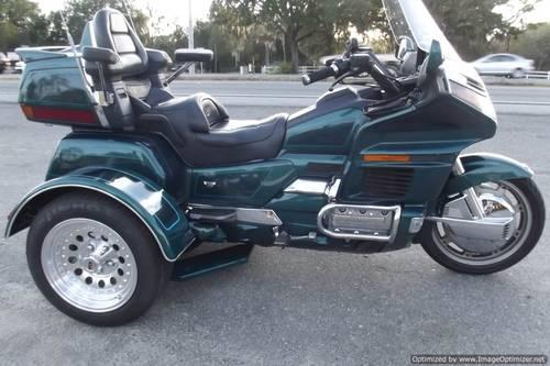 1995 SE GOLDWING TRIKE 20TH ANNIVERSARY EDITION for Sale ...