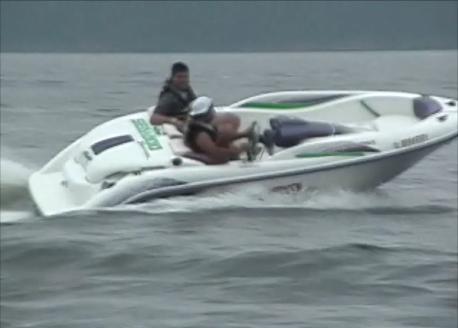 1995 Sea Doo Speedster Jet boat