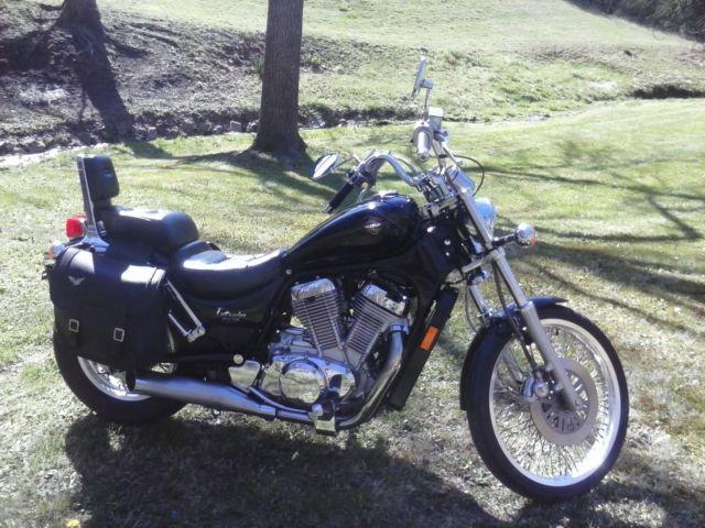 1995 Suzuki Intruder-800cc-17K miles-Never Laid Down