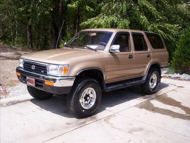1995 toyota 4runner sr5 for sale in taylorsville north carolina classified. Black Bedroom Furniture Sets. Home Design Ideas