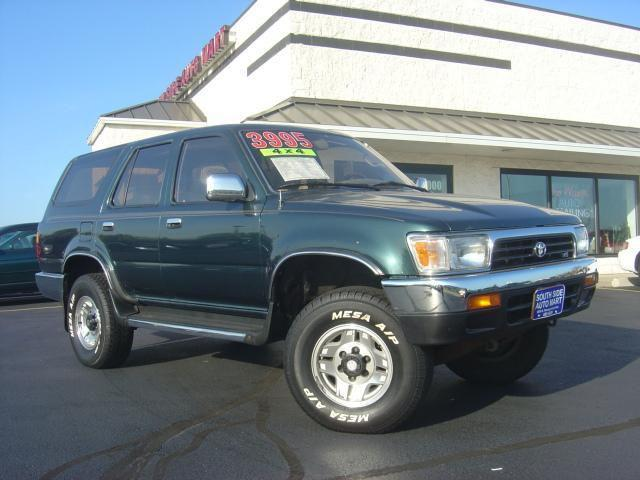 1995 toyota 4runner sr5 for sale in cudahy wisconsin classified. Black Bedroom Furniture Sets. Home Design Ideas
