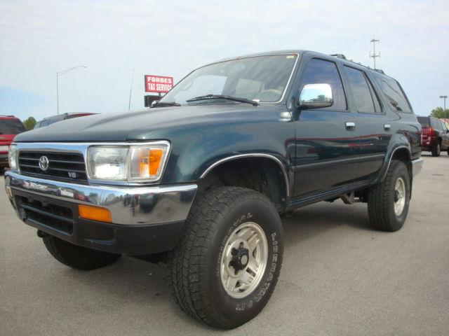 1995 toyota 4runner sr5 for sale in skiatook oklahoma classified. Black Bedroom Furniture Sets. Home Design Ideas
