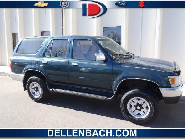 1995 toyota 4runner sr5 for sale in fort collins colorado classified. Black Bedroom Furniture Sets. Home Design Ideas