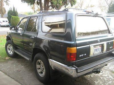 1995 toyota 4runner sr5 sport utility 4 door 3 0l for sale in west covina california classified. Black Bedroom Furniture Sets. Home Design Ideas