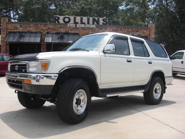 1995 toyota 4runner sr5 for sale in bowdon georgia classified. Black Bedroom Furniture Sets. Home Design Ideas