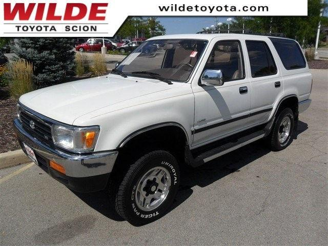 1995 toyota 4runner sr5 for sale in west allis wisconsin classified. Black Bedroom Furniture Sets. Home Design Ideas