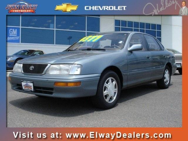 1995 toyota avalon xls for sale in englewood colorado. Black Bedroom Furniture Sets. Home Design Ideas