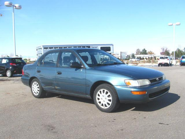 1995 toyota corolla dx for sale in longmont colorado classified. Black Bedroom Furniture Sets. Home Design Ideas