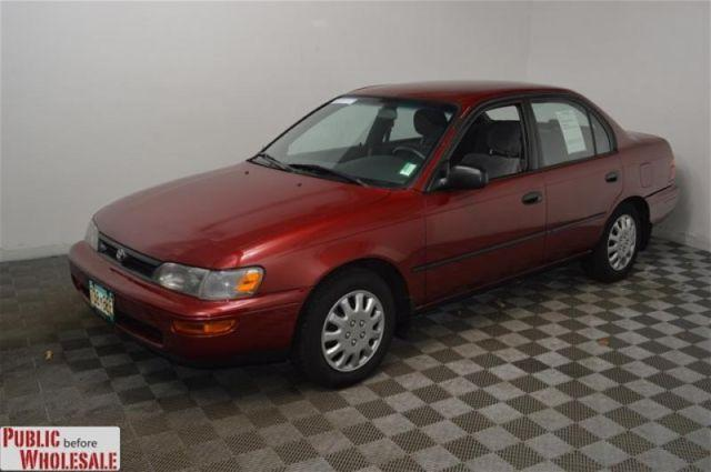 1995 toyota corolla dx for sale in minneapolis minnesota classified. Black Bedroom Furniture Sets. Home Design Ideas