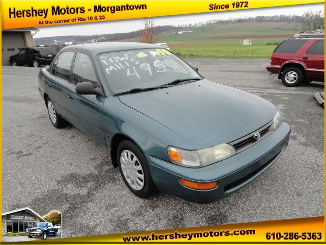 1995 toyota corolla dx for sale in parkesburg pennsylvania classified. Black Bedroom Furniture Sets. Home Design Ideas