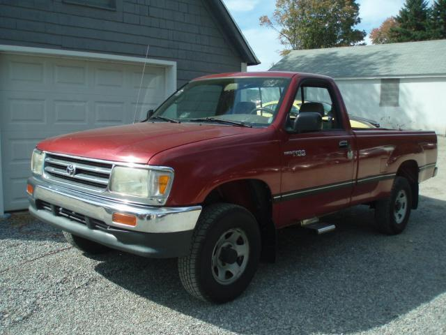 1995 toyota t100 dx for sale in naugatuck connecticut classified. Black Bedroom Furniture Sets. Home Design Ideas