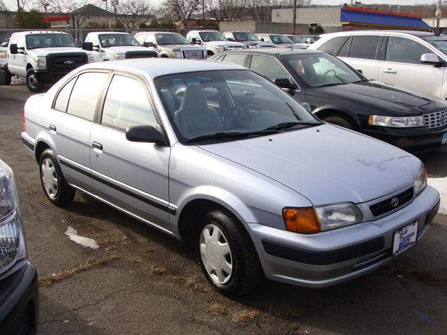 Ford Dealers In Ct >> 1995 Toyota Tercel DX for Sale in Hamden, Connecticut ...