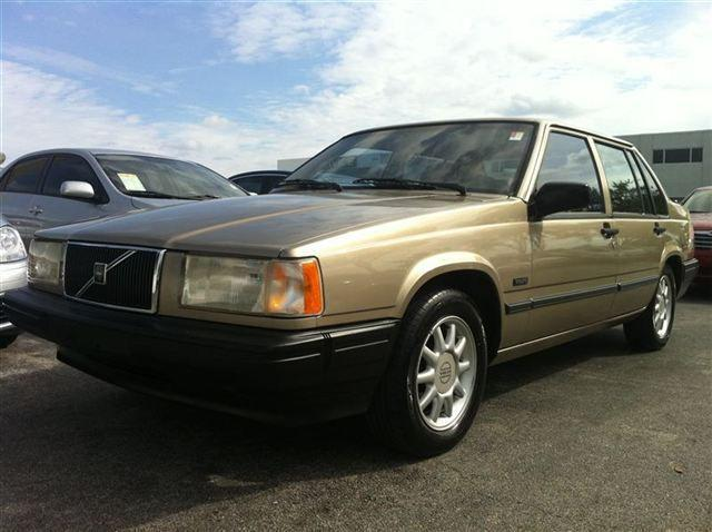 1995 Volvo 940 For Sale In Fort Lauderdale Florida