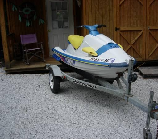1995 yamaha jet ski 1995 jetskis watercraft in for Used yamaha jet ski sale