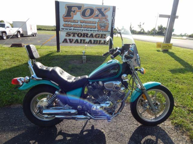 1995 yamaha virago 750 for sale in bay view ohio classified. Black Bedroom Furniture Sets. Home Design Ideas