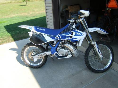1995 yamaha wr 250 for sale in southington ohio for 1995 yamaha yz250 for sale