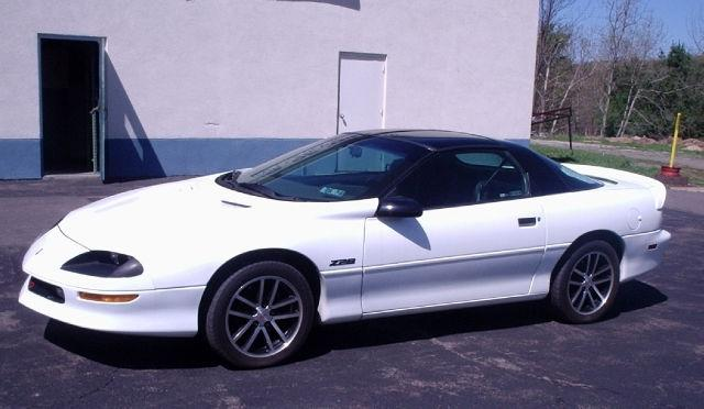 1995 chevrolet camaro z28 for sale in moscow pennsylvania. Black Bedroom Furniture Sets. Home Design Ideas