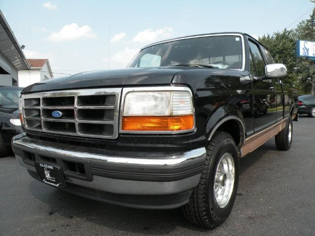 1995 ford f150 eddie bauer supercab for sale in gahanna ohio classified. Black Bedroom Furniture Sets. Home Design Ideas