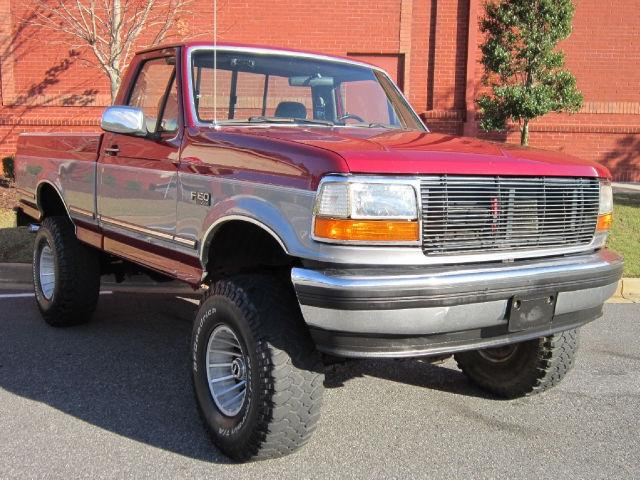 1995 ford f150 xlt for sale in cumming georgia classified. Black Bedroom Furniture Sets. Home Design Ideas