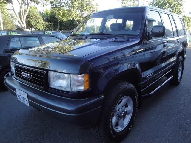 1995 isuzu trooper s for sale in san leandro california for Bay city motors san leandro ca