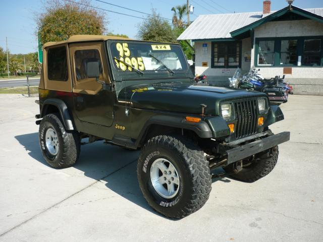 1995 jeep wrangler s for sale in deland florida classified. Black Bedroom Furniture Sets. Home Design Ideas