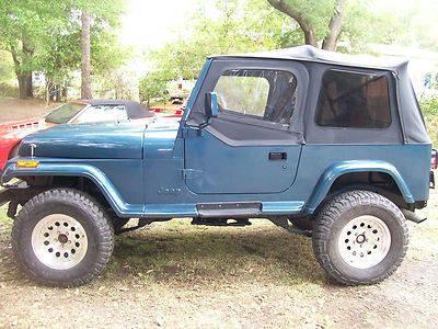 1995 jeep wrangler sahara sport utility 2 door 4 0l for sale in saint cloud florida classified. Black Bedroom Furniture Sets. Home Design Ideas