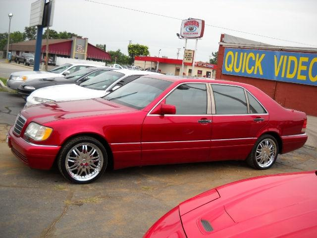 1995 mercedes benz s class s500 for sale in south bend for Mercedes benz south bend in