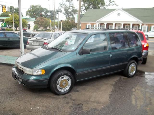 1995 Mercury Villager Gs For Sale In Griffin Georgia