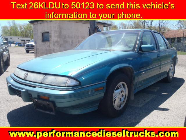 1995 Pontiac Grand Prix SE for Sale in New Waterford, Ohio Classified ...