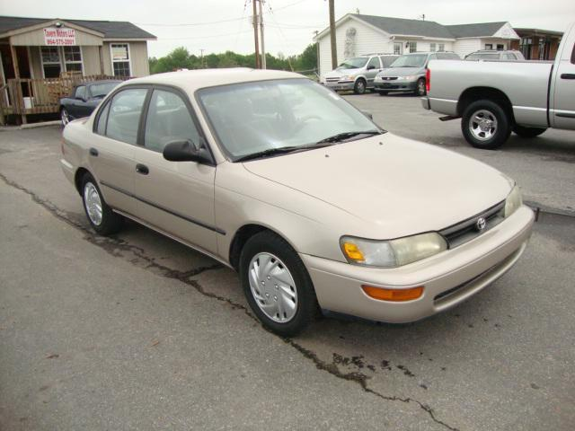 1995 toyota corolla dx for sale in laurens south carolina classified. Black Bedroom Furniture Sets. Home Design Ideas