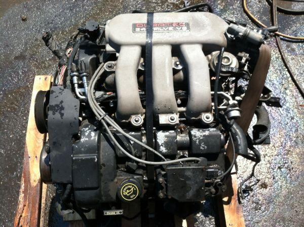 1996 - 1997 Ford Taurus Engine Duratec 3 0l