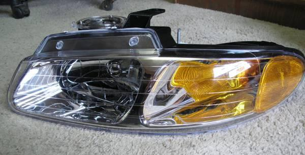 1996 1999 Dodge Caravan Driver Lefthand Headlight