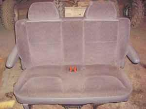1996 2000 Dodge Caravan 2nd Amp 3rd Row Seats Nrv For