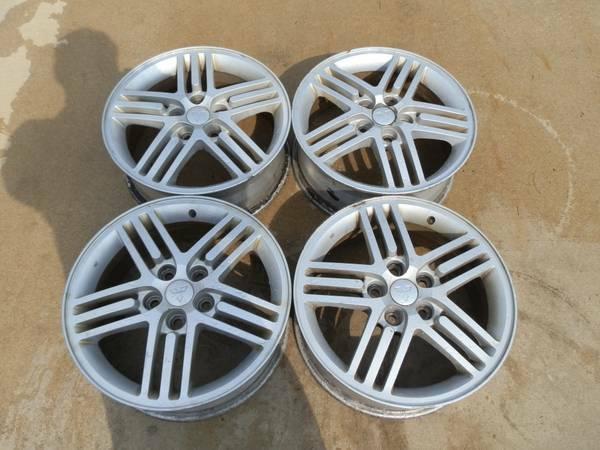 1996 - 2014 Mitsubishi Eclipse 17 inch factory OEM Aluminum Rims - $170
