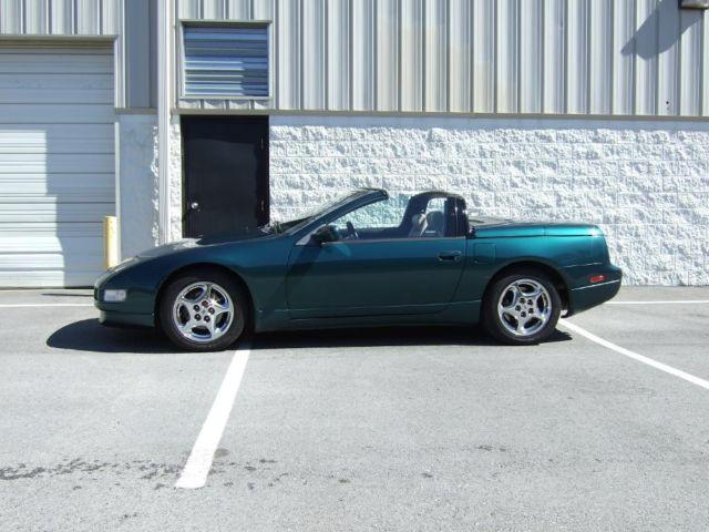 1996 300zx convertible for sale in russellville tennessee classified. Black Bedroom Furniture Sets. Home Design Ideas