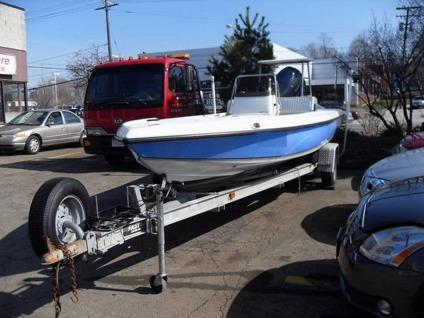 1996 action craft 19ft fishing boat with yamaha 150hp for for Action craft boat parts