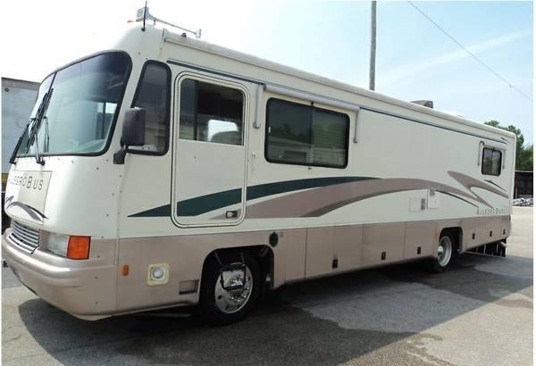 Fantastic Tracker RVs For Sale In Pensacola Florida