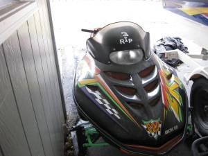1996 Arctic Cat ZRT 600 Snowmobile - $1800 (Lewiston,