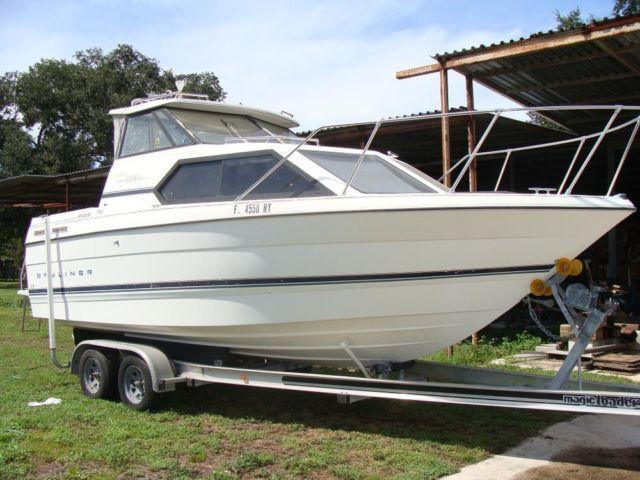 1996 Bayliner 2452 Ciera Express Hardtop 24 For Sale In
