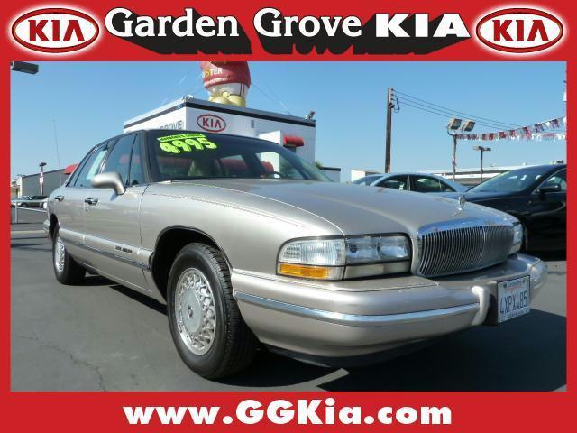 1996 buick park avenue for sale in garden grove. Black Bedroom Furniture Sets. Home Design Ideas