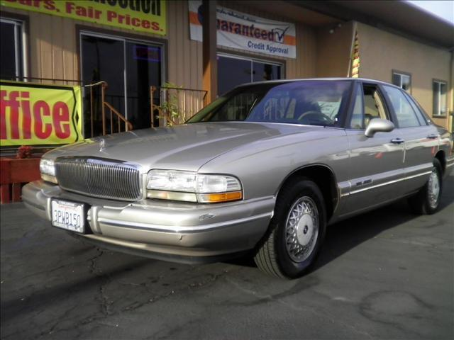 1996 buick park avenue for sale in la mesa california. Black Bedroom Furniture Sets. Home Design Ideas